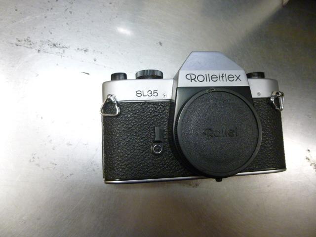 ROLLEIFLEX SL35後期モデル