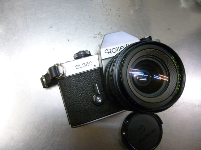 Rolleiflex SL350