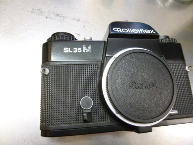 Rolleiflex SL35M