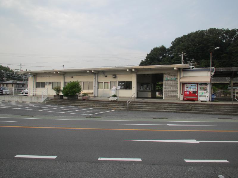 櫛ケ浜駅1