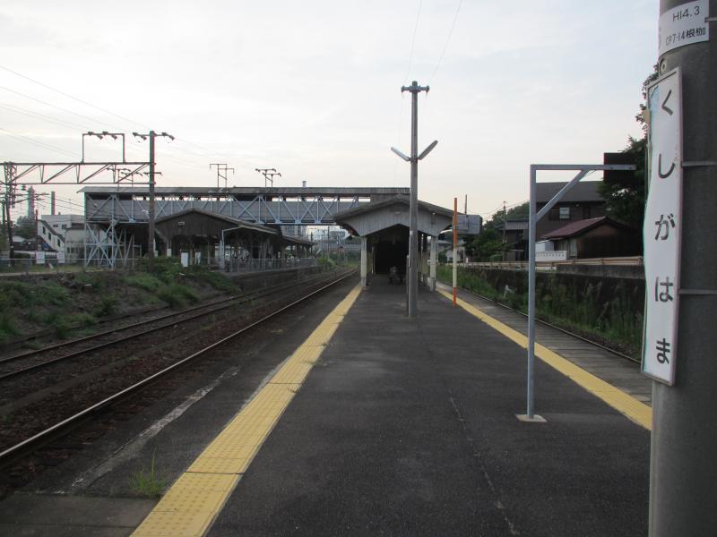 櫛ケ浜駅2