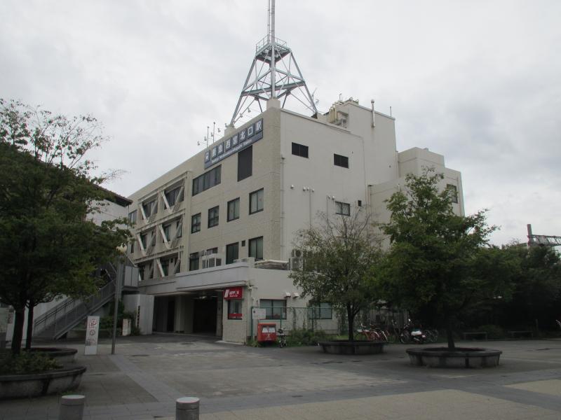 西宮北口駅1