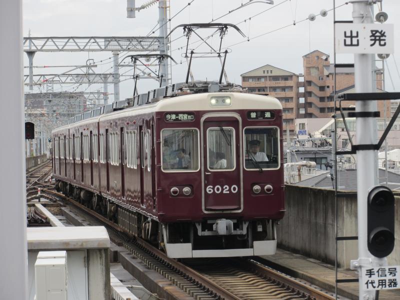 阪急今津駅3