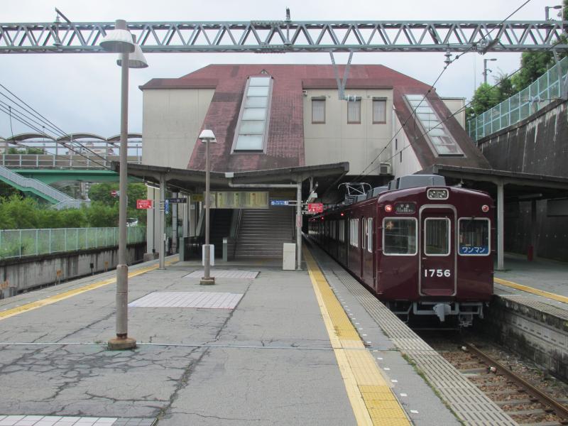 日生中央駅3