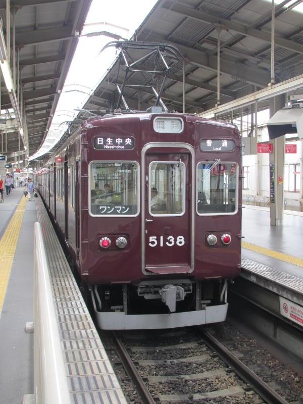 川西能勢口駅5