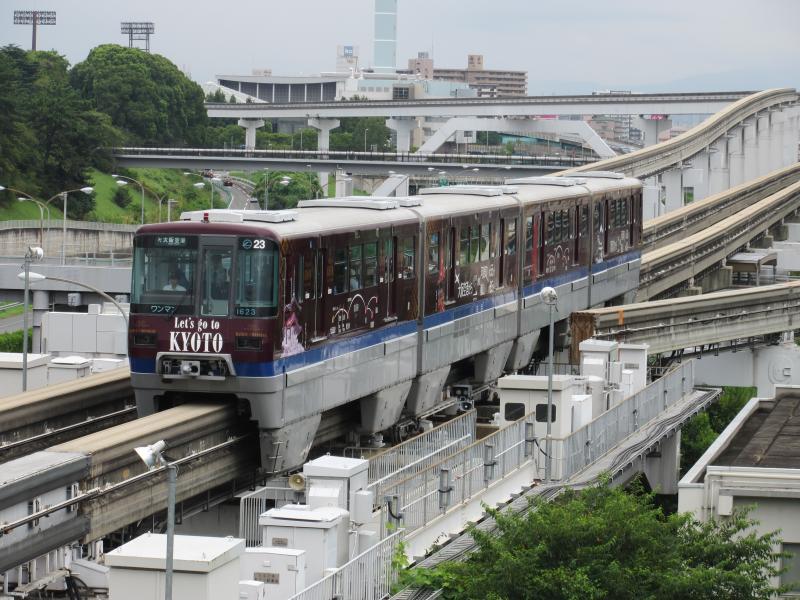 万博記念公園駅5
