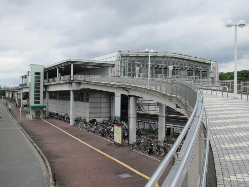 万博記念公園駅1
