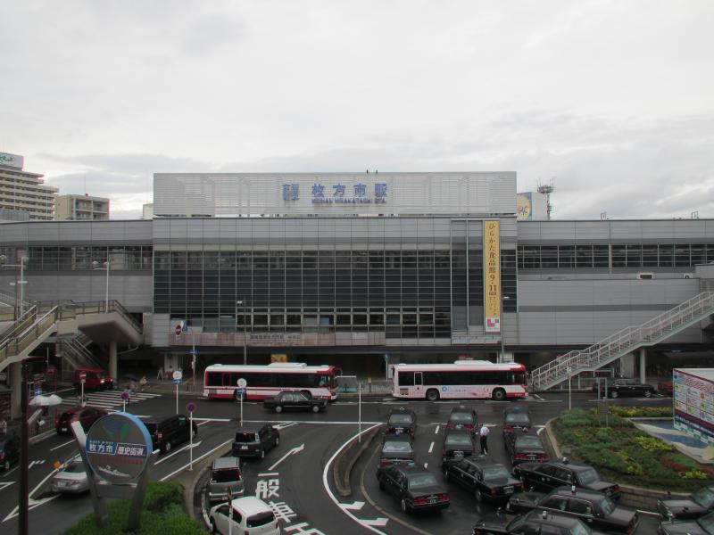 枚方市駅1