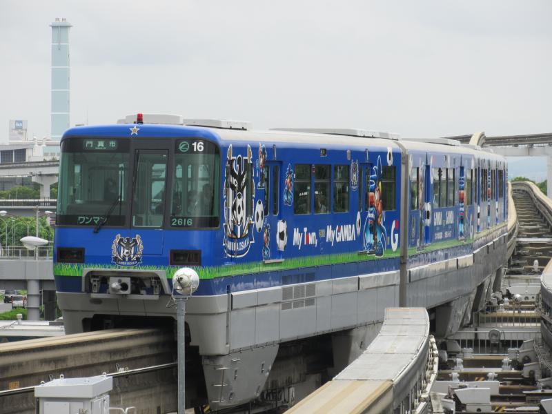 万博記念公園駅6