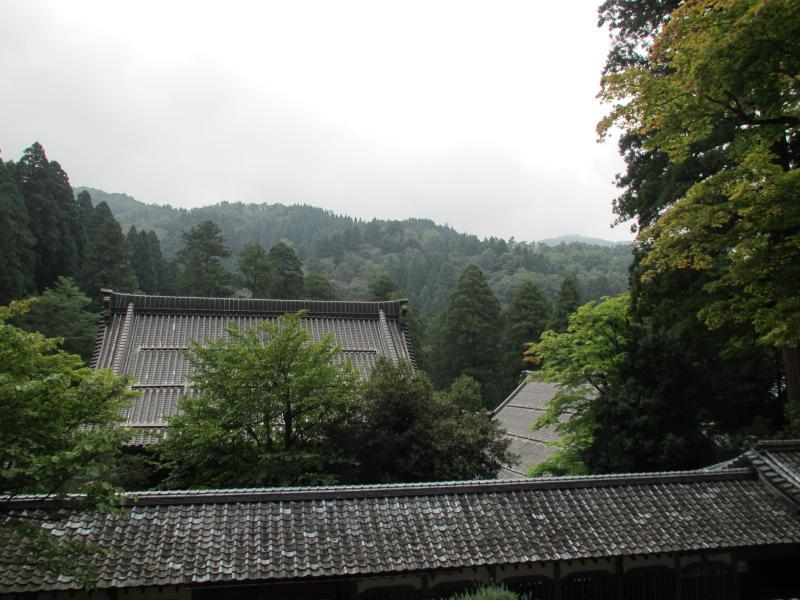 永平寺2015年9月