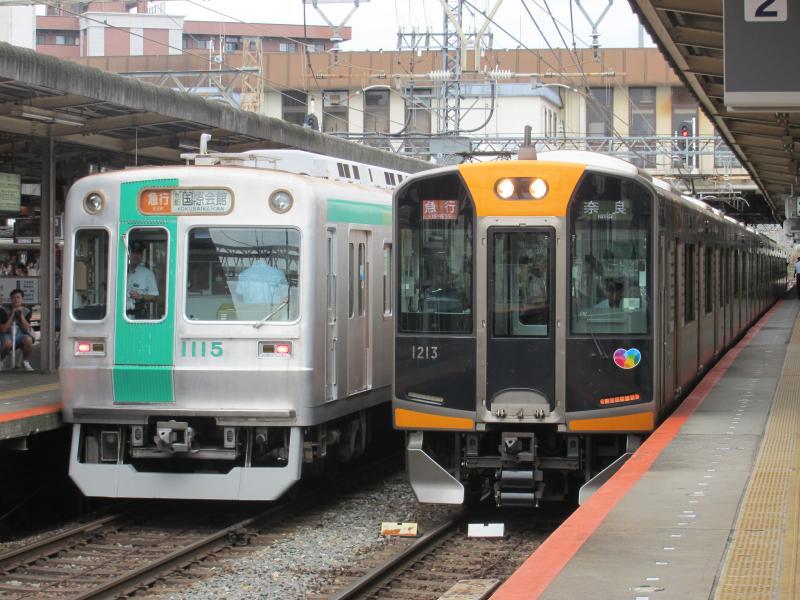 大和西大寺駅10