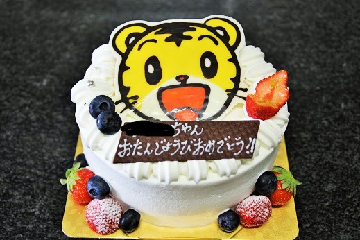 イラストケーキ15cm