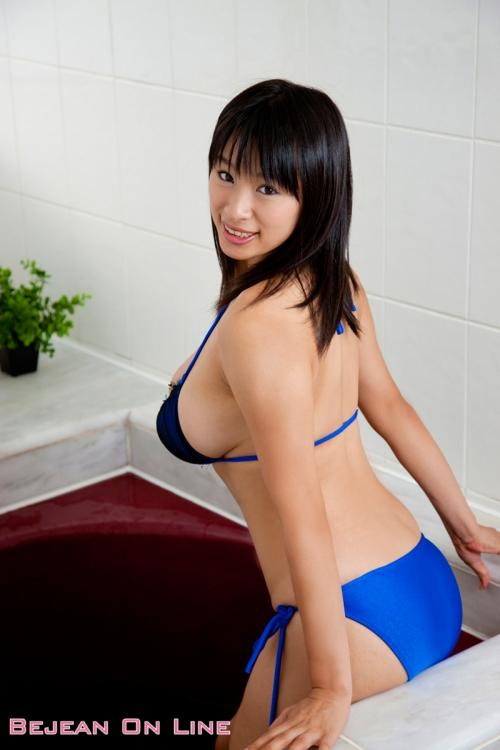 春菜はな Kカップ AV女優 爆乳 47