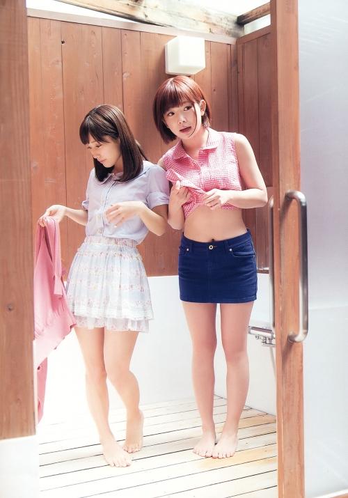 紗倉まな 小島みなみ AV女優 美少女 女×女 02