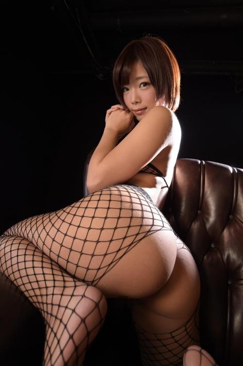 紗倉まな Fカップ AV女優 美尻 55
