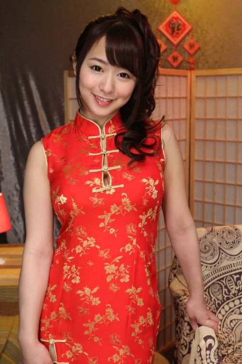 白石茉莉奈 Gカップ 人妻 AV女優 17