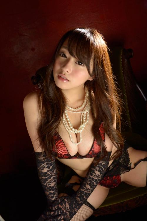 白石茉莉奈 Gカップ 人妻 AV女優 45
