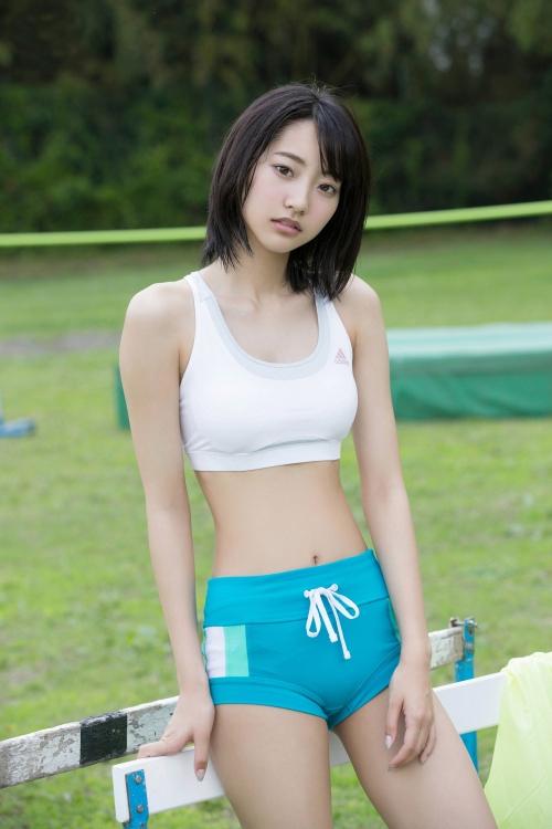 武田玲奈 Bカップ モデル 女優 グラビア 26