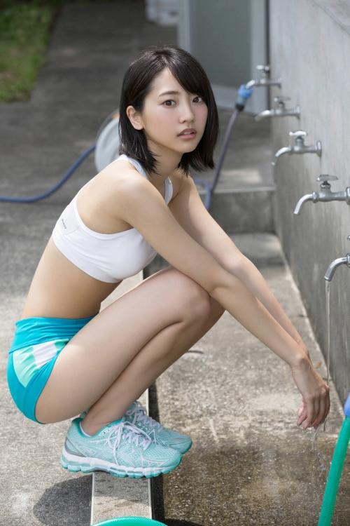 武田玲奈 Bカップ モデル 女優 グラビア 27