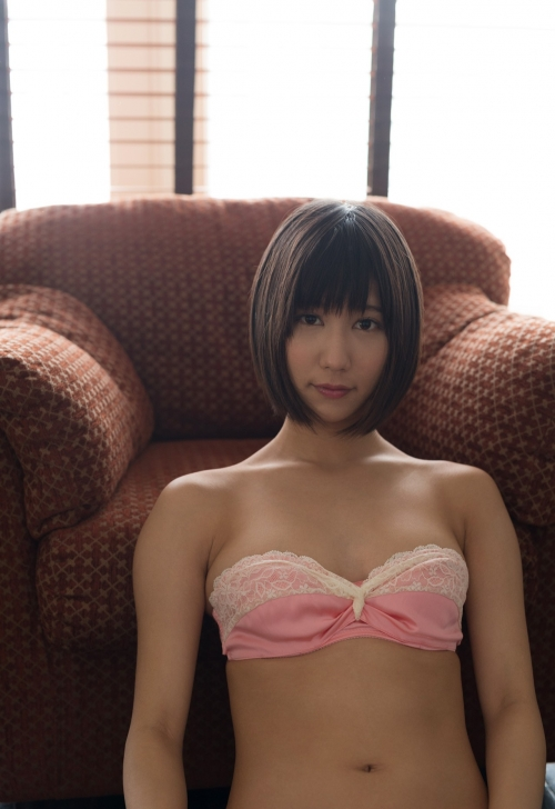 湊莉久 Dカップ AV女優 48