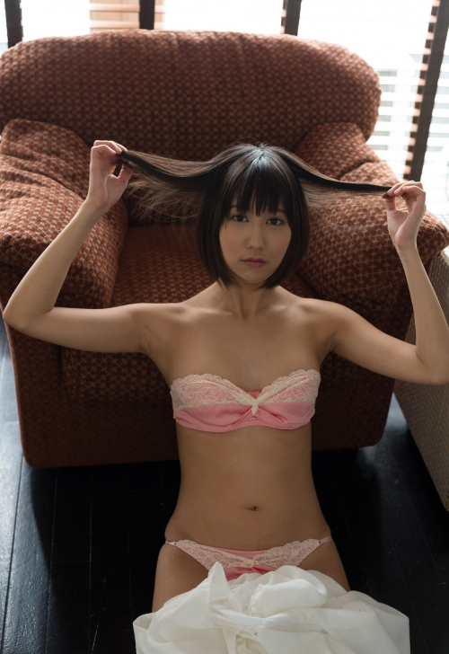 湊莉久 Dカップ AV女優 50