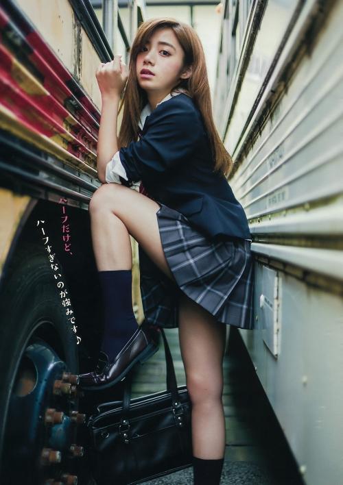 池田エライザ モデル ハーフ 03