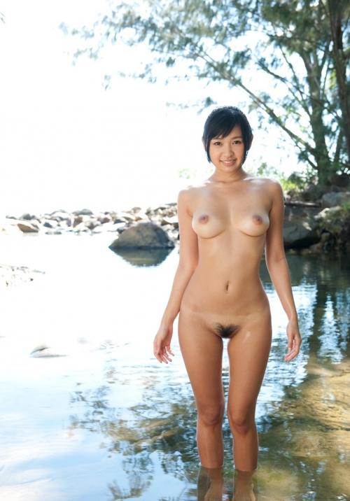 AV女優 綺麗なヌード 22