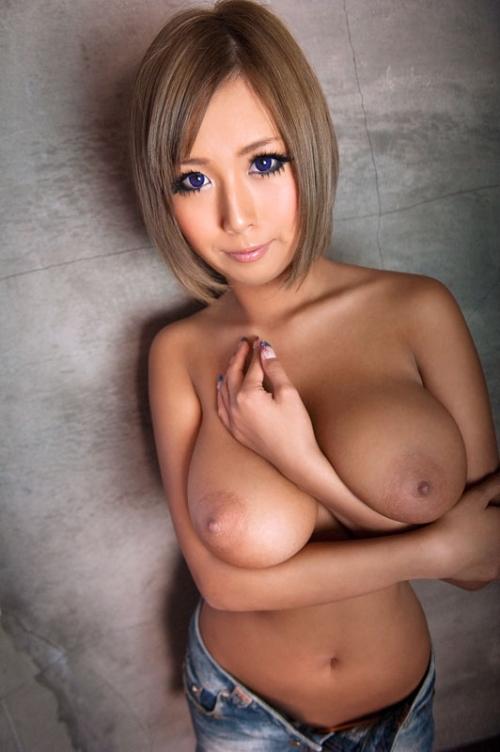 橘なお Jカップ AV女優 ギャル 06