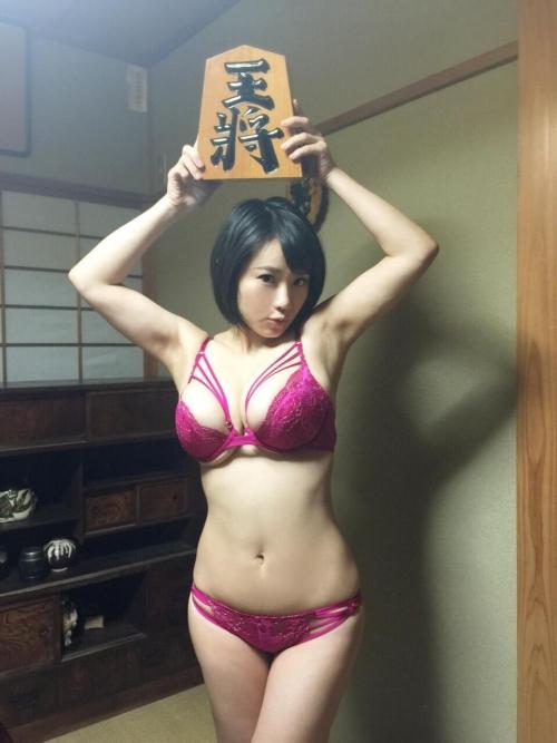 澁谷果歩 Jカップ AV女優 パイパン 22