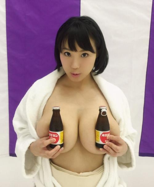 澁谷果歩 Jカップ AV女優 パイパン 24