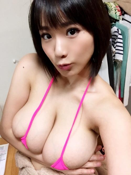 澁谷果歩 Jカップ AV女優 パイパン 25