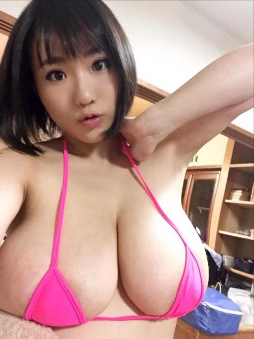 澁谷果歩 Jカップ AV女優 パイパン 26
