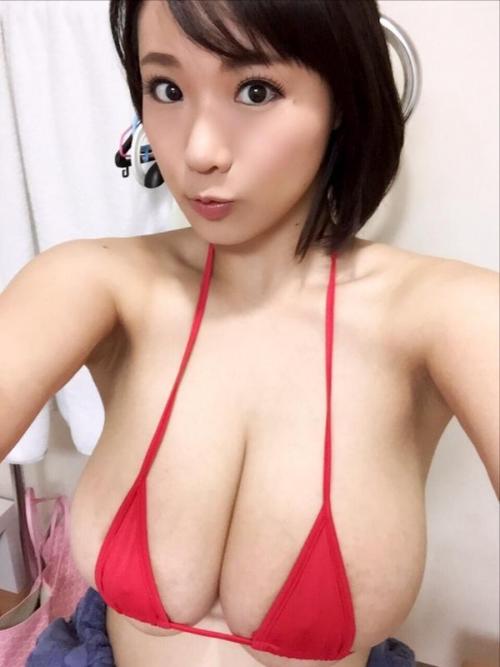 澁谷果歩 Jカップ AV女優 パイパン 29