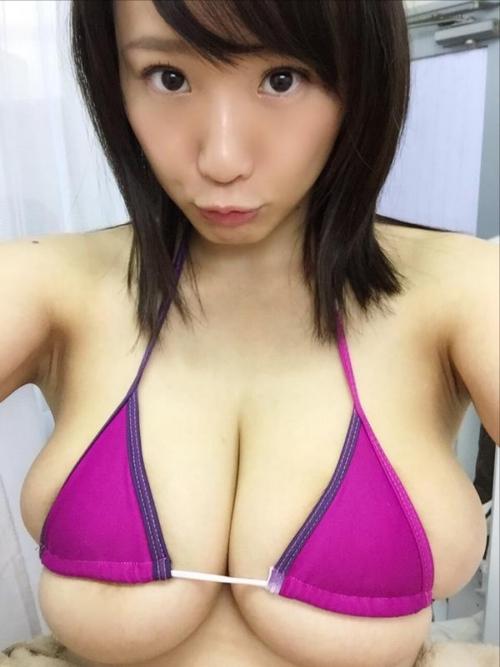 澁谷果歩 Jカップ AV女優 パイパン 30