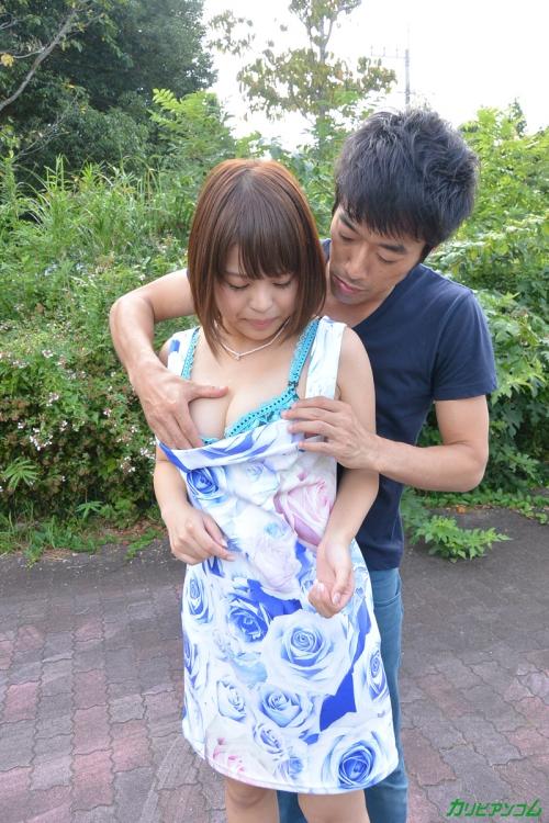 楓ゆうか Dカップ AV女優 無修正動画 08
