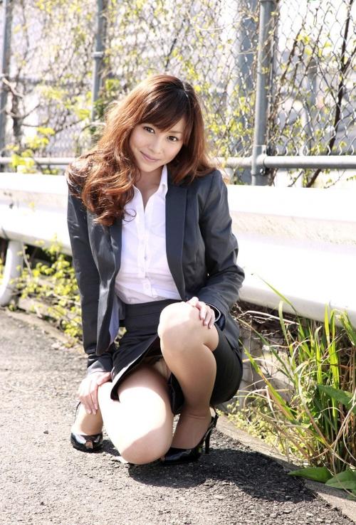 OL スーツ 着エロ 03
