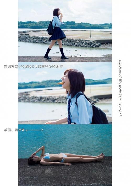 武田玲奈 Bカップ モデル 女優 グラビア 02