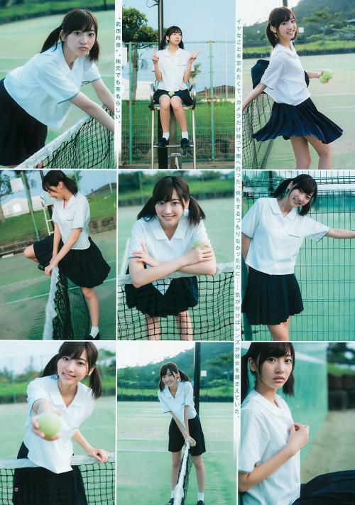 武田玲奈 Bカップ モデル 女優 グラビア 32