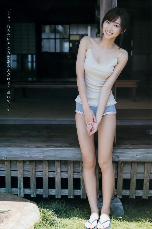 武田玲奈 Bカップ モデル 女優 グラビア 35