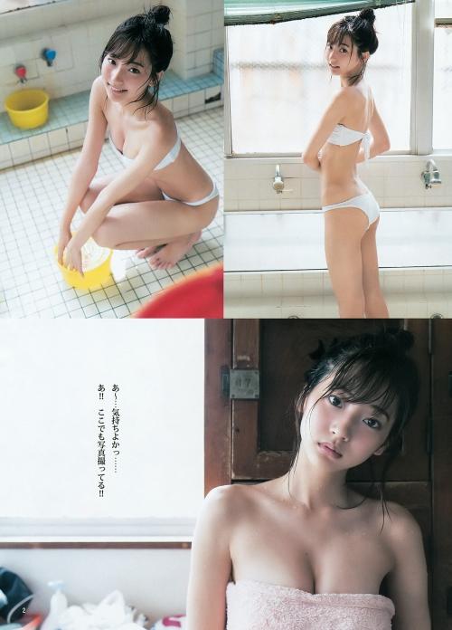 武田玲奈 Bカップ モデル 女優 グラビア 36