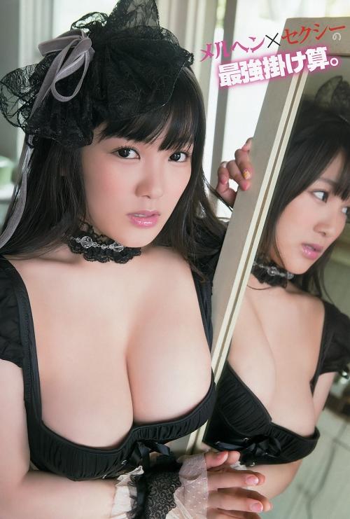 天木じゅん Iカップ グラビア 35