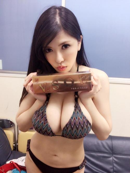 沖田杏梨 Lカップ AV女優 09
