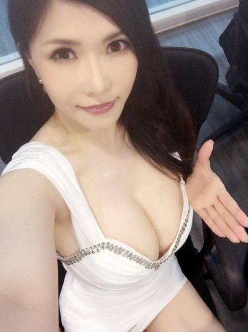 沖田杏梨 Lカップ AV女優 17