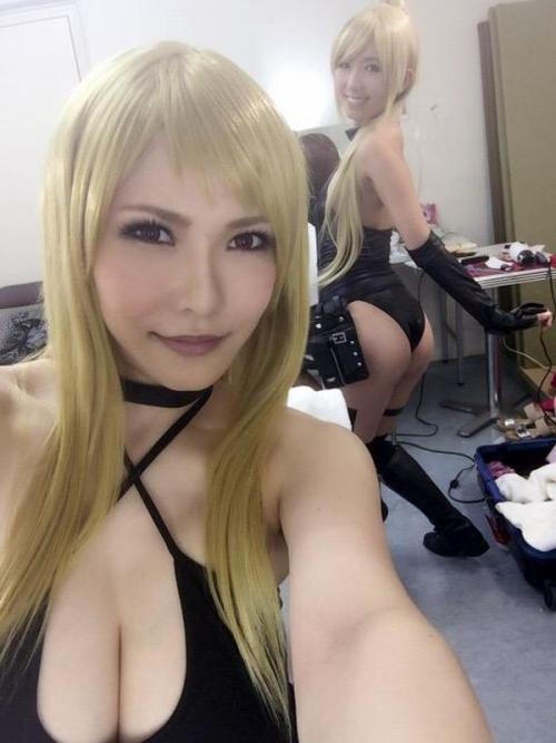 沖田杏梨 Lカップ AV女優 46