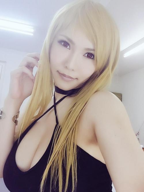 沖田杏梨 Lカップ AV女優 48