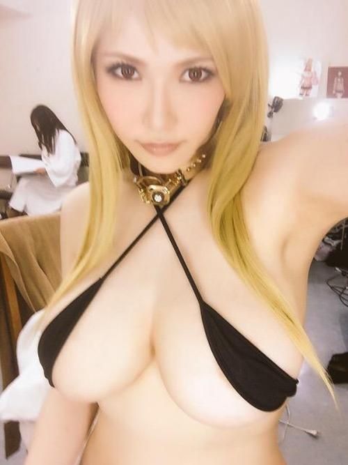 沖田杏梨 Lカップ AV女優 49