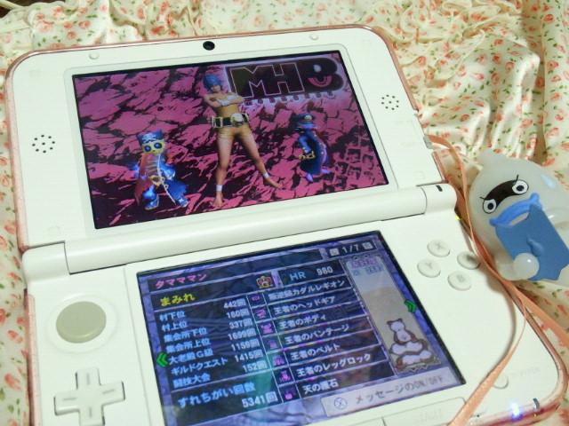 20150913-3DSたまちゃん