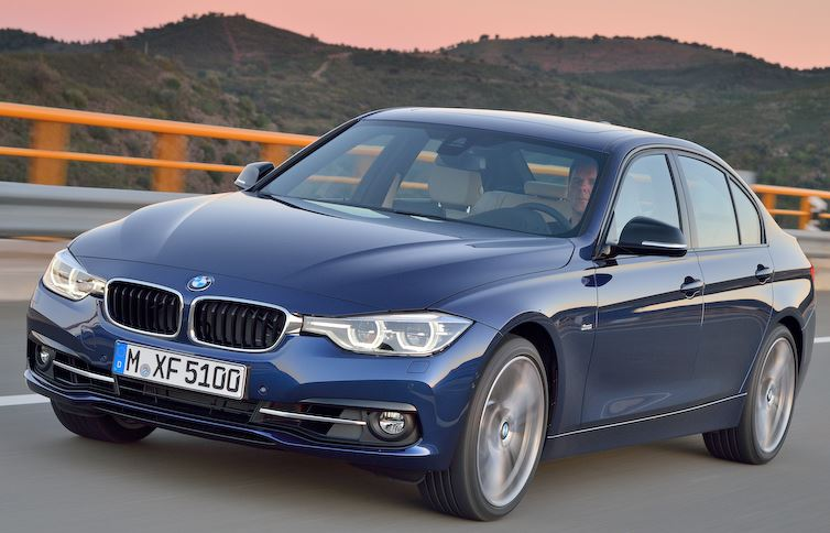 BMW 3series new