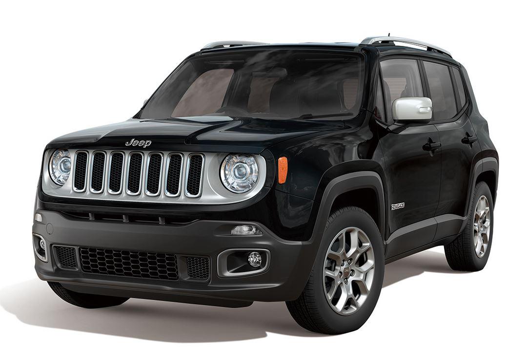 Jeep レネゲード日本発売
