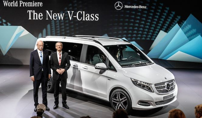 ベンツ 新型Vクラス2
